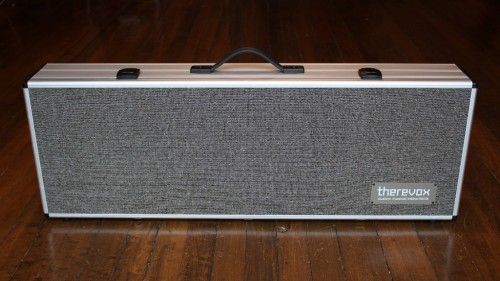 Tweed Road Case - Front